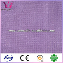 Mesh fabrics for wedding decoration drapery chair decoration drapes