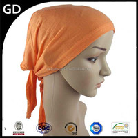 GDHH0304 New style mulsim tube glittle tape women fashion indonesia hijab cap