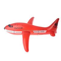 high quality PVC inflatable aircraft model for advertising