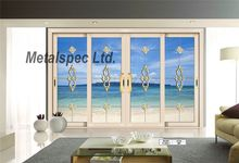 105 series triple sliding door or screen door