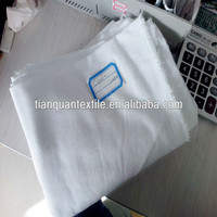 cutting piece cotton flannel cleaning cloth white color
