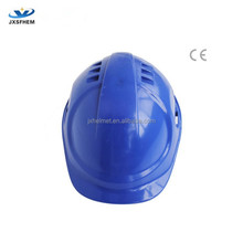 CE EN397 HDPE safety helmet with high impact resistance for construction workers,european style and high quality