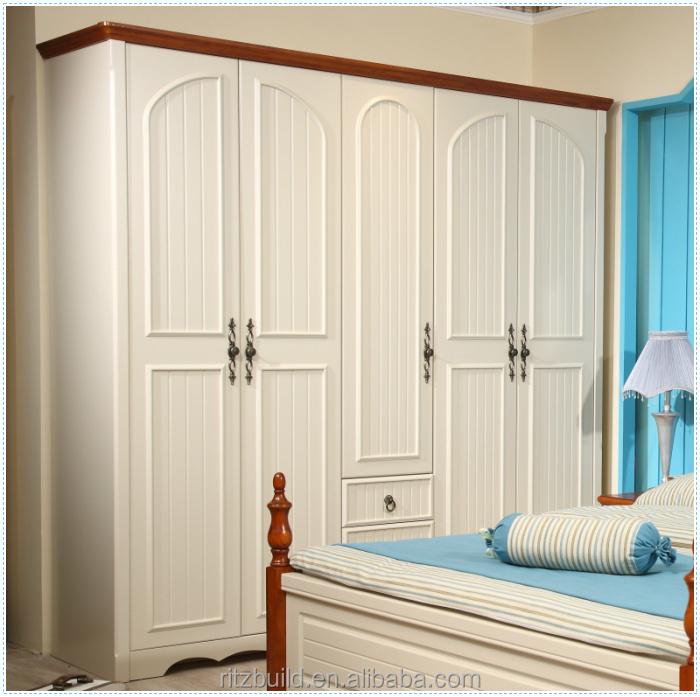 Ritz doors solid wood veneer mdf high glossy bedroom