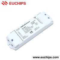 light industrial 12-24vdc 5A 4 channel dali dimming driver led strip