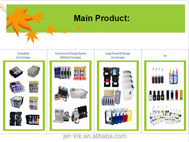 Best selling products !!! New compatible for Canon ink cartridge PGI820 CLI821 , no leakage , direct from Zhuhai Jetink Factory