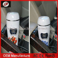 New product car hot water heater can use for drinking,making coffee and milk heating in car