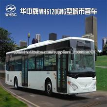 2014 12M 24-44 Asientos CNG de Autobús Ciudad