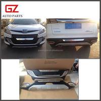 car accessories bumper protector for LUXGEN U6