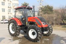 Scatola ingranaggi f16+r8 qln1204 4x4 120hp trattori agricoli cinesi prezzi