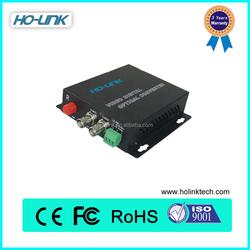 2 channel & 1 channel reverse 485 control data digital fiber optic cctv video converter PRICE