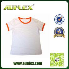 220gm the newest fashion 100% cotton sublimation wholesale blank t shirts