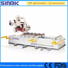 Furniture/Showcase/Interior decoration cnc router 1230 for wood