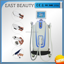 ipl beauty salon machine for big area hair removal breast enhancing machine