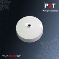 Electrical Bakelite 6A Ceiling Rose With Clear Polycarbonate base,Ceiling Rose