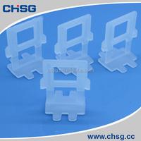 universary tile leveling system plastic white color tile clip SGL2-1(CHSG)