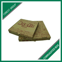 FOOD INDUSTRY E FLUTE CORRUGATED CAKE PACKING BOX WITH FLEXO PRINTING