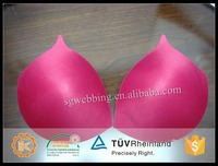 New design push up bra cup with best quality