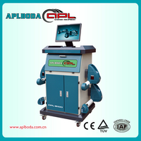 very cheap alignment CCD wheel alignment with CE&ISO certification APL8100