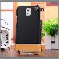 wholesale cheap price leather mobile phone case for samsung galaxy note3