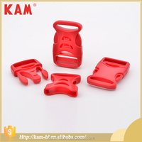 Manufacture in China superior quality plastic snap buckle
