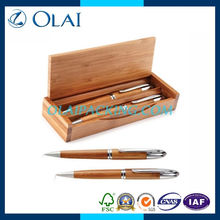 2014 wnoderful double wooden pen box for hot popular solidwood with lacquer