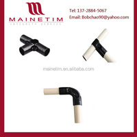 ivory abs pipe joint / metal joint /pipe joint