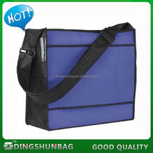Low price new coming security handle lady shoulder bag