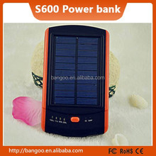 s6000 solar power bank,portable power bank charger 5200mah,power bank with replaceable battery