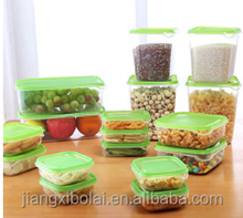 Airtight box/lunch box/Plastic transparent preserving box