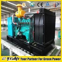 natural gas generator fuel consumption
