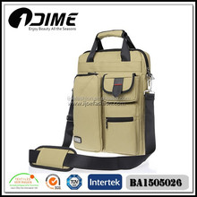 2015 Multifunction Khaki Laptop Backpack For Office Men