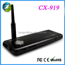 Vsspeed CX919 II Android 4.2 Quad Core 2G/8GB Bluetooth Dual External WiFi Antenna 1080P Android Mini PC TV Stick