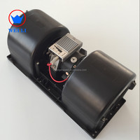 Cheapest High quality Yutong bus a/c evaporator fan with brushed dc motor