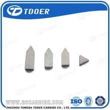 Zhuzhou manufacturing bullet shaped carbide buttons tips