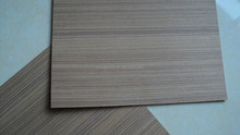 teak wood veneer fancy plywood for furniture from China alibaba