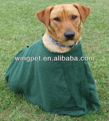 100% Cotton Dry dog bag suit for dogs and cats