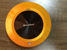 BMN909-2 Golden Silver air purifier ionizer dust collector Living room,Office,Car Air Purifier, sterilizer,deodorizer,revitalize