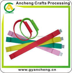 new products where to buy rubber silicone bracelets for party gift