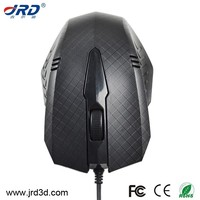 Hotsale 3D optical wired mouse cheap optical computer usb wired mouse