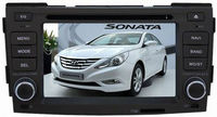 8 inch touch screen Kia Sorento car dvd with gps system/TV/bluetooth/Radio function