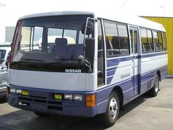 NISSAN civilian bus 29seater diesel manual 1994 japanese used bus