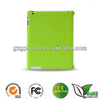 protective rubber cover cases for ipad 2 3