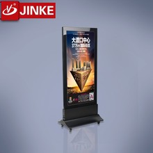 High Quality Innovative LED Light Box/LED Backlit Picture With Metal Frame