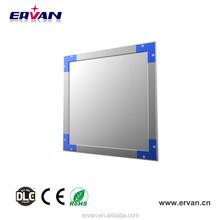 ERVAN New arrival 4800lm 40w 600x600 led square panel light,ODM OEM wholesale shenzhen led panel light led for sale
