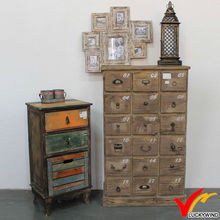 vintage antique look recycled and reclaimed wood furniture home furniture