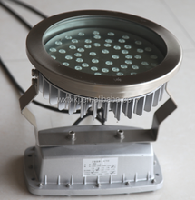 manufactural 60*2W underwater floodlight/ high power led light