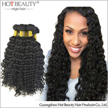 Hot Beauty Brazilian Virgin Hair Deep Wave 100% Virgin Brazilian Human Hair