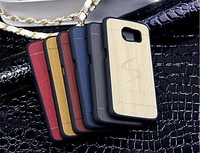 New products wooden phone case for samsung galaxy s6, wood case for samsung s6