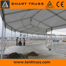 6 m train station shelter tent alsofor bus station, durable & solid, promising travellers a safe journey