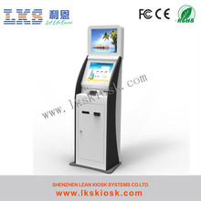 Self Service Kiosk Machine With Multi-Touch Screen
